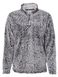 Thady Quill - J. America - Youth Epic Sherpa Quarter-Zip Pullover