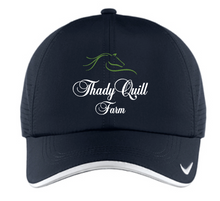 Load image into Gallery viewer, Thady Quill Farm Nike Dri-FIT Swoosh Perforated Cap
