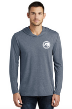 Load image into Gallery viewer, Ashcombe Sporthorses -  District ® Perfect Tri ® Long Sleeve Hoodie (Men's & Ladies)