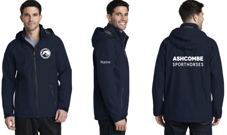 Ashcombe Sporthorses -  Port Authority® Torrent Waterproof Jacket (Men's & Ladies)