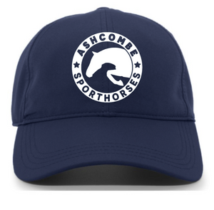 Ashcombe Sporthorses - LITE SERIES ADVENTURE HOOK-AND-LOOP ADJUSTABLE CAP