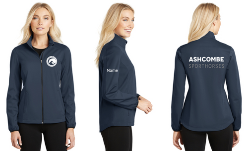 Ashcombe Sporthorses - Port Authority® Active Soft Shell Jacket (Men's, Women's)