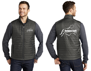 GGF - Packable Puffy Vest (Men's, Ladies)
