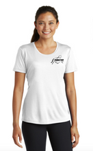 Load image into Gallery viewer, GGF - Sport-Tek ® Ladies Posi-UV ™ Pro Scoop Neck Tee