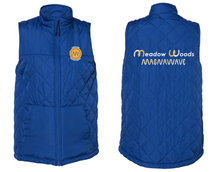 Load image into Gallery viewer, Meadow Woods Magnawave - Badger - Quilted Vest (Youth, Women's, Men's)