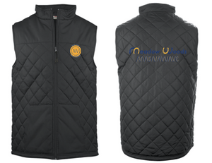 Meadow Woods Magnawave - Badger - Quilted Vest (Youth, Women's, Men's)