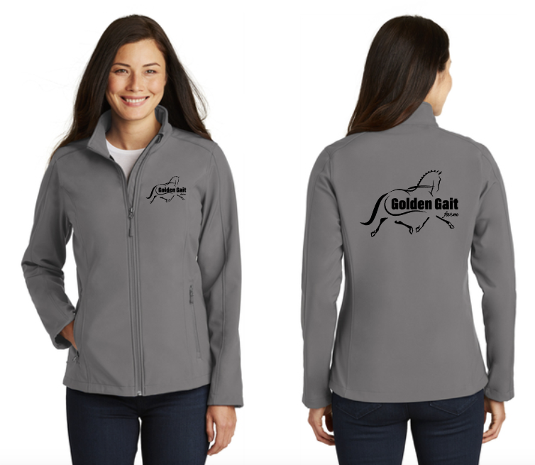 GGF - Port Authority® Core Soft Shell Jacket (Men's & Ladies)