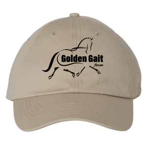 GGF - Classic Unstructured Baseball Cap