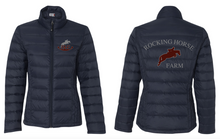 Load image into Gallery viewer, Rocking Horse Farm - Packable Down Jacket (Men's, Ladies)