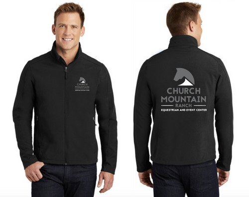 CMR - Port Authority® Youth Core Soft Shell Jacket