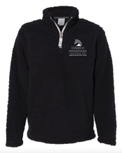 Load image into Gallery viewer, CMR - J. America - Women's Epic Sherpa Quarter-Zip Pullover