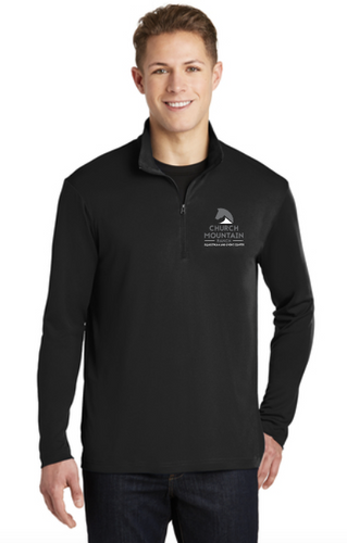 CMR - Sport-Tek® PosiCharge® Competitor™ 1/4-Zip Pullover (Men's, Women's, Youth)