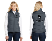 Load image into Gallery viewer, CMR - Port Authority® Puffy Vest (Men's, Women's)