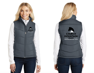 CMR - Port Authority® Puffy Vest (Men's, Women's)