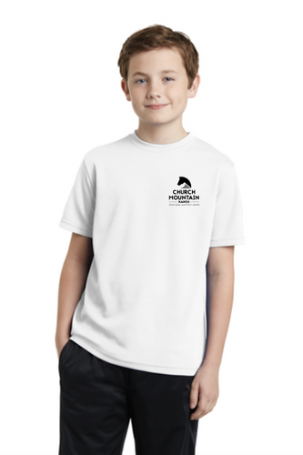 CMR - Sport-Tek® Youth PosiCharge® RacerMesh® Tee