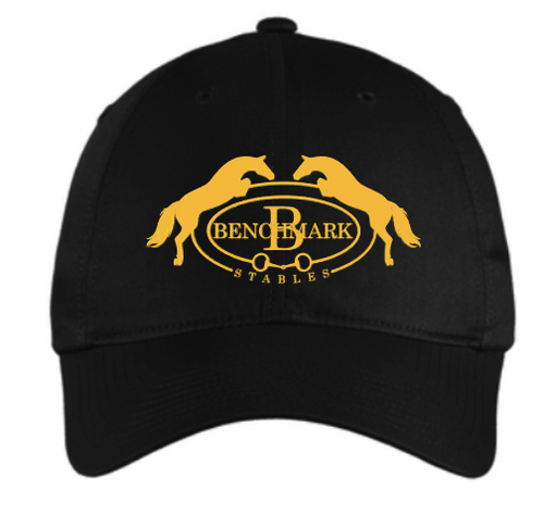 Benchmark Stables - Classic Unstructured Baseball Cap