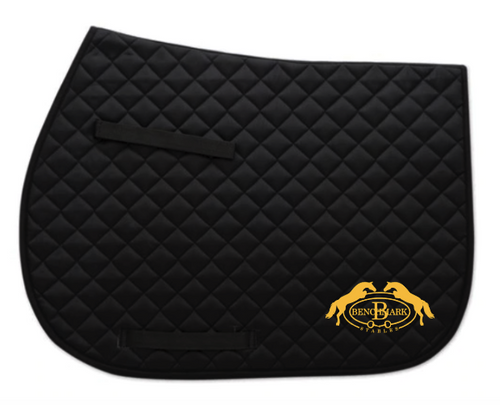 Benchmark Stables - AP Saddle Pad