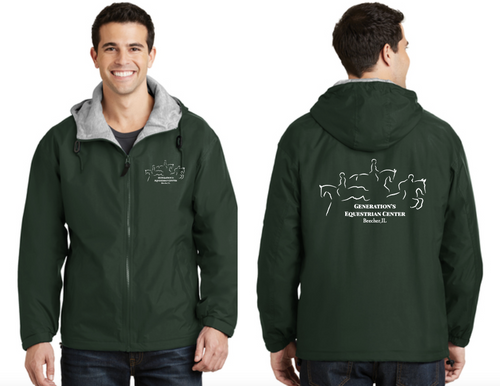 GEC - Port Authority® Team Jacket (Adult & Youth)