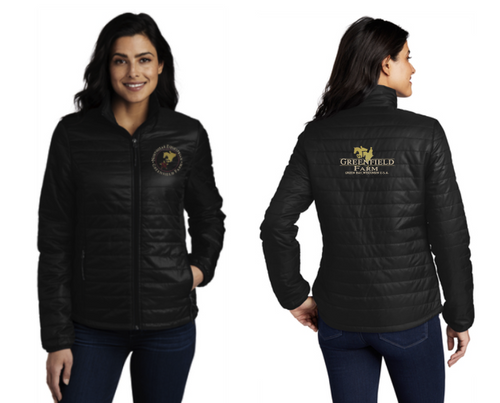 Northstar Equestrian - Port Authority® Packable Puffy Jacket