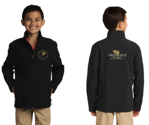 Northstar Equestrian - Port Authority® Youth Core Soft Shell Jacket