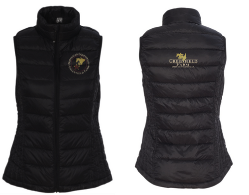 Northstar Equestrian - Weatherproof - 32 Degrees Packable Down Vest