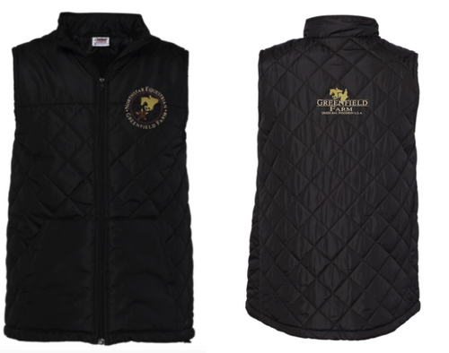 Northstar Equestrian - Badger - Quilted Youth Vest