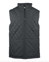 Load image into Gallery viewer, Badger - Quilted Youth Vest