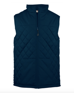 Badger - Quilted Youth Vest