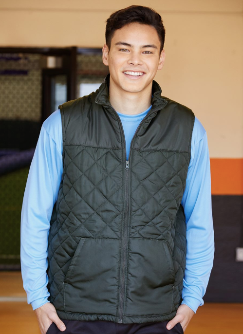 Badger - Quilted Vest
