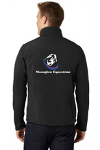 Load image into Gallery viewer, Moonglow Equestrian Port Authority® Core Soft Shell Jacket