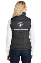 Load image into Gallery viewer, Moonglow Equestrian Port Authority® Ladies Puffy Vest