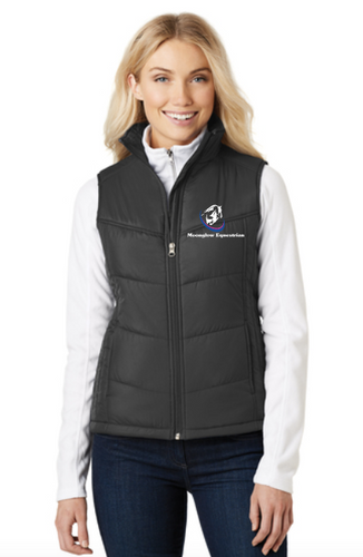 Moonglow Equestrian Port Authority® Ladies Puffy Vest