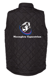 Moonglow Equestrian Badger - Quilted Youth Vest