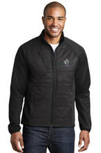 Load image into Gallery viewer, Break Away Farm Port Authority® Hybrid Soft Shell Jacket