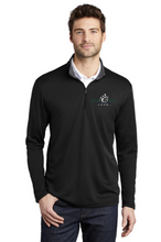 Load image into Gallery viewer, Break Away Farm Port Authority ® Silk Touch ™ Performance 1/4-Zip