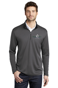 Break Away Farm Port Authority ® Silk Touch ™ Performance 1/4-Zip