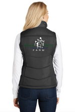 Load image into Gallery viewer, Break Away Farm Port Authority® Ladies Puffy Vest