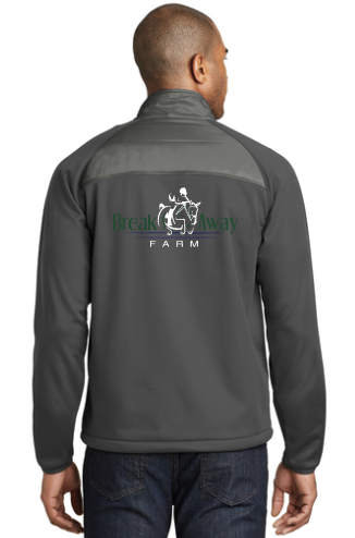 Break Away Farm Port Authority® Hybrid Soft Shell Jacket