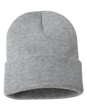 "Load image into Gallery viewer, Sportsman - 12"" Knit Beanie"