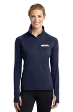Load image into Gallery viewer, SD&E/AGS Sport-Tek® Sport-Wick® Stretch 1/2-Zip Pullover