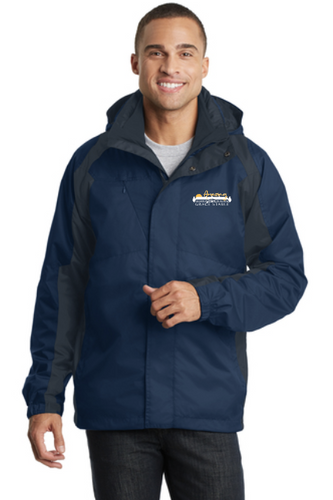 SD&E/AGS Port Authority® Ranger 3-in-1 Jacket