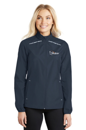 SD&E/AGS Port Authority® Zephyr Reflective Hit Full-Zip Jacket