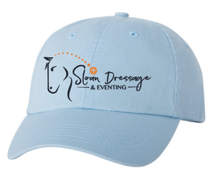 SD&E/AGS Classic Unstructured Baseball Cap