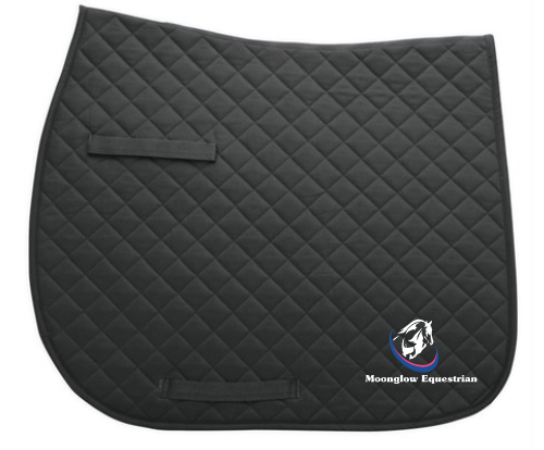 Moonglow Equestrian Dressage Saddle Pad