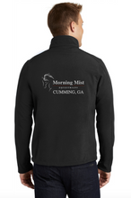 Load image into Gallery viewer, Morning Mist Equestrians Port Authority ® Core Soft Shell Jacket