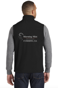 Morning Mist Equestrians Port Authority® Core Soft Shell Vest