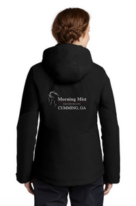Morning Mist Equestrians Port Authority ® Insulated Waterproof Tech Jacket