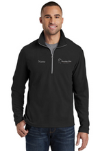Load image into Gallery viewer, Morning Mist Equestrians Port Authority® Microfleece 1/2-Zip Pullover