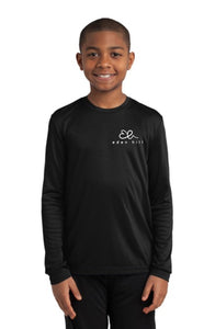 Eden Hill Sport-Tek® Youth Long Sleeve PosiCharge® Competitor™ Tee