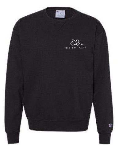 Eden Hill Champion - Garment Dyed Crewneck Sweatshirt (Unisex fit)